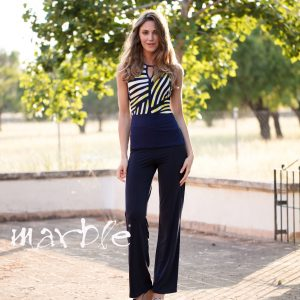 Marble Fashion Trousers Style 4965 Col 101