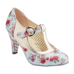 Joe Brown Terrie Boutique T Bar Court Shoe