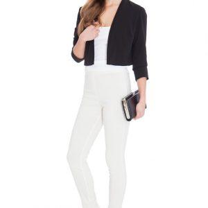 Bengaline Trousers White