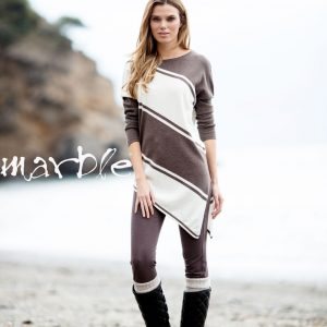 Marble Fashion Sweater Style 5092 Col 104